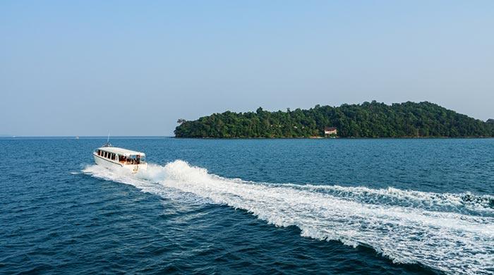 Opciones para viajar de Sihanoukville a Koh Rong