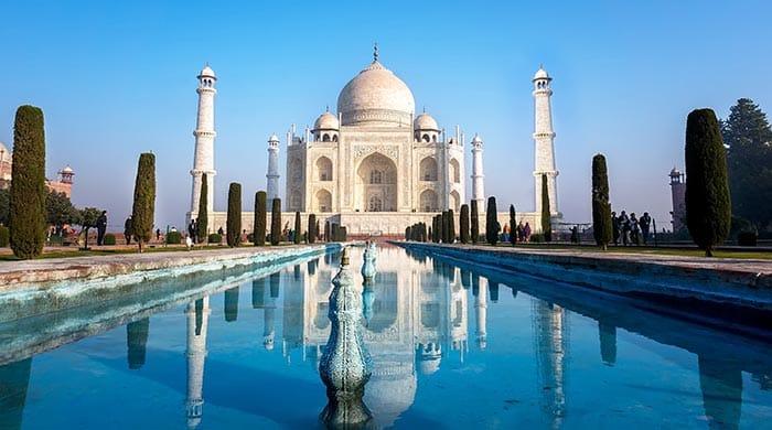 Opciones para viajar de Agra a Jaipur