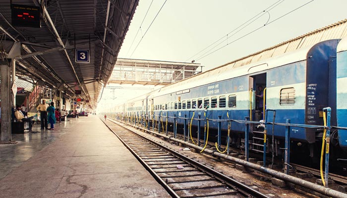 De Agra a Jaipur en tren