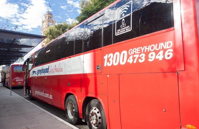De Melbourne a Canberra en autobús