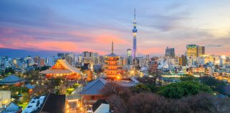 De Nagoya a Tokio