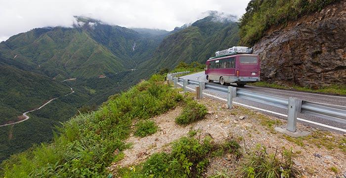 De Nha Trang a Dalat en autobús