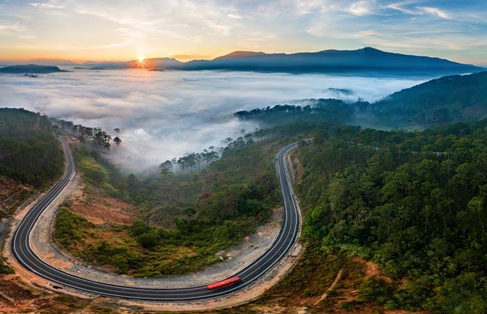 Opciones para viajar de Nha Trang a Dalat