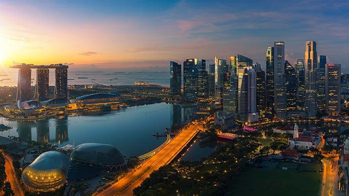 Opciones para viajar de Singapur a Batam