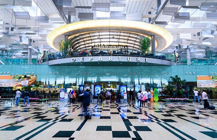 Vuelos de Singapur a Penang