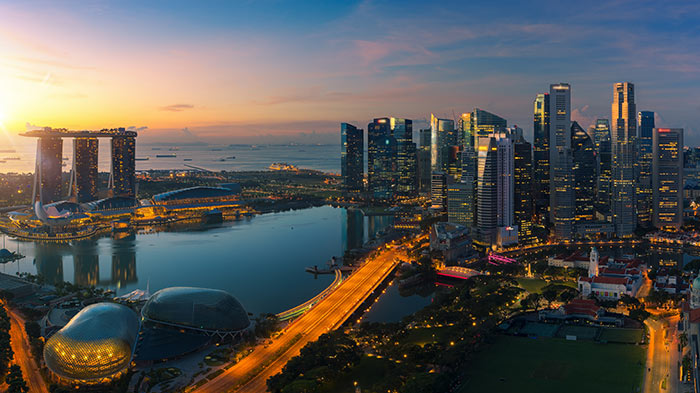 Opciones para ir de Singapur a Penang