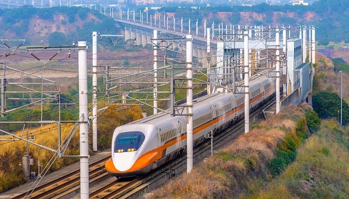 Opciones para viajar de Taipéi a Taichung