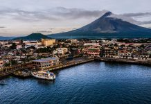 De Manila a Legazpi