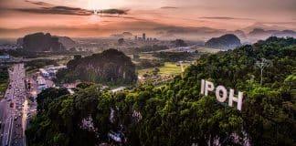 De Singapur a Ipoh