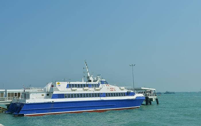 Opciones de viaje de Pattaya a Hua Hin