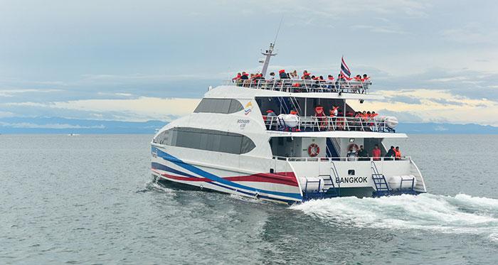 ¿Es seguro viajar en ferry en Tailandia?