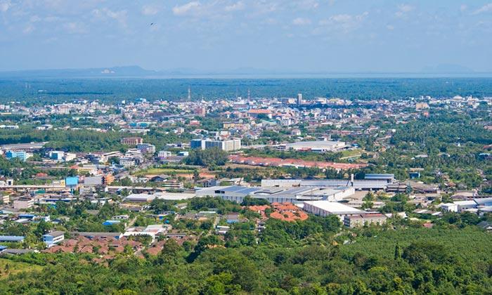 Mejor época para ir a Surat Thani