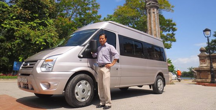 De Dalat a Mui Ne en taxi