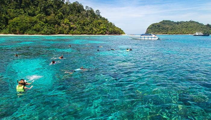 Buceo y submarinismo en Koh Lanta
