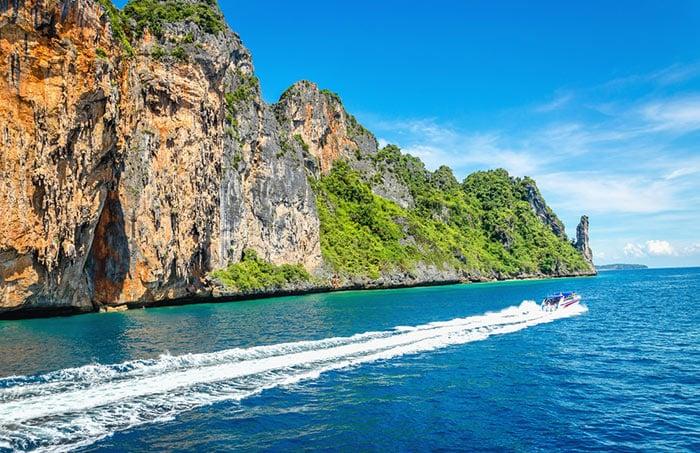 De Phuket a Koh Phi Phi