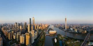 De Hong Kong a Guangzhou