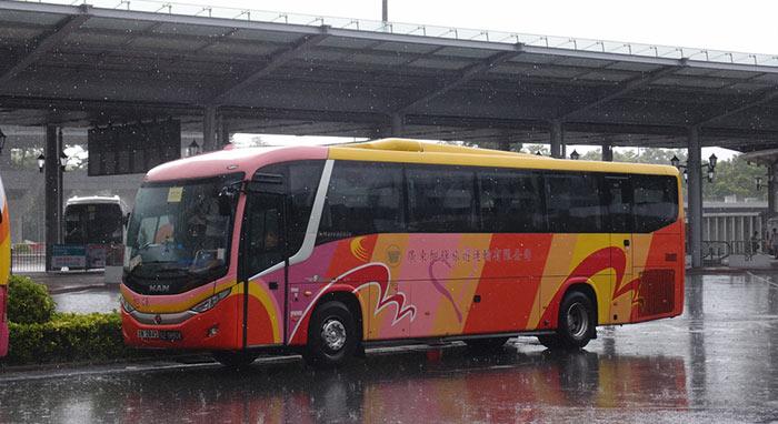 De Hong Kong a Guangzhou en autobús