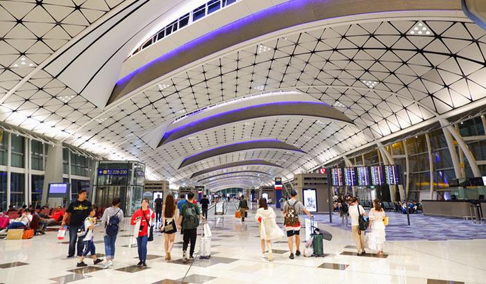 Vuelos de Hong Kong a Guangzhou