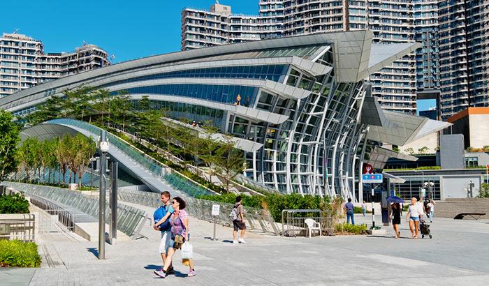 Opciones para ir de Hong Kong a Guangzhou