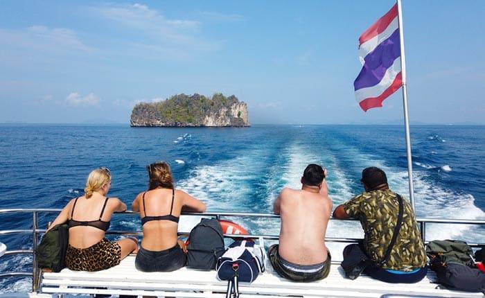 Cómo ir a Koh Phi Phi