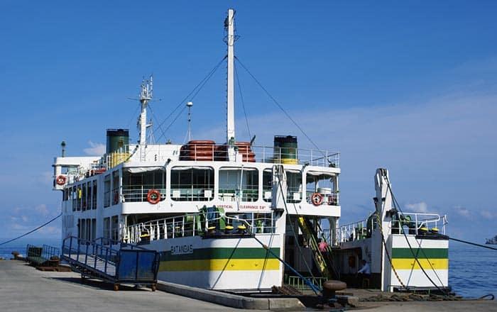 ¿Es seguro viajar en ferry en Filipinas?
