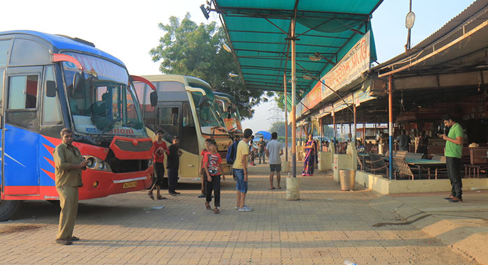 De Jaipur a Udaipur en autobús