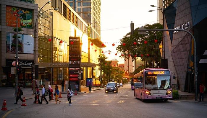 Autobuses locales