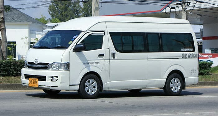 De Surat Thani a Khao Sok en autobús