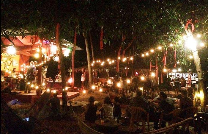 The Jam Bar Koh Phangan