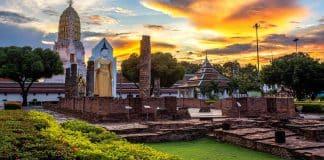De Bangkok a Phitsanulok
