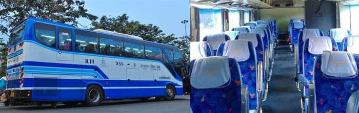 De Bangkok a Phitsanulok en autobús
