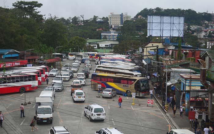 Autobús de Manila a Baguio