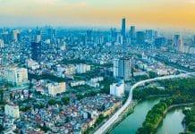 Del Aeropuerto de Hanói a la ciudad