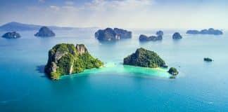 De Hat Yai a Phuket