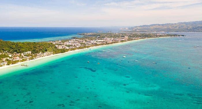 Opciones para viajar de Kalibo a Boracay