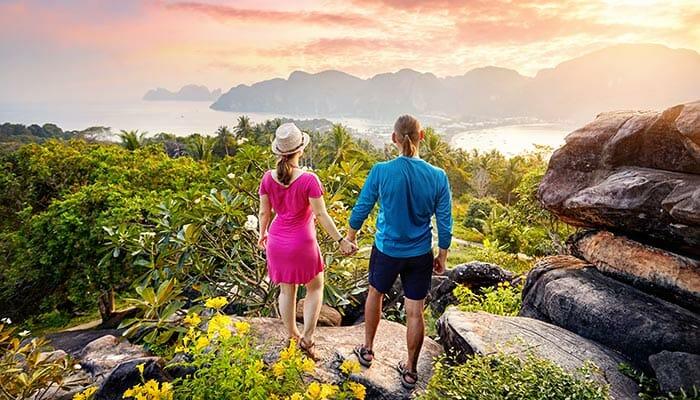 Opciones para ir de Koh Phangan a Koh Phi Phi
