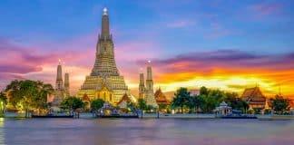 De Koh Tao a Bangkok