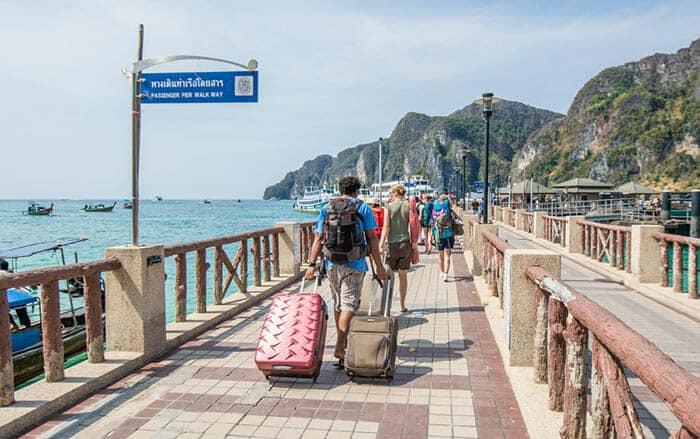 Opciones para ir de Koh Tao a Koh Phi Phi