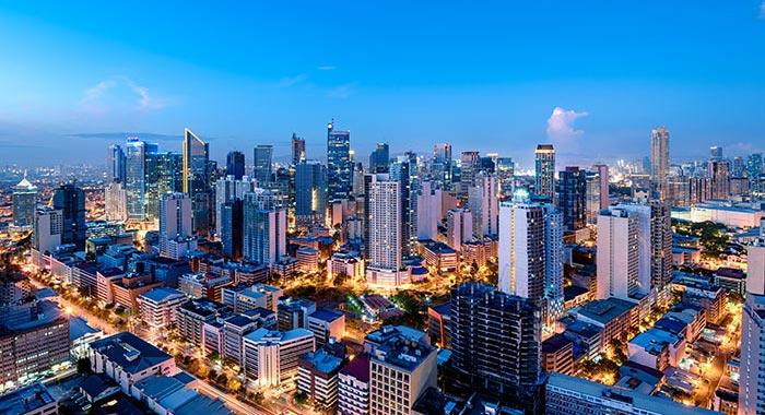 Opciones para ir de Manila a Bacolod