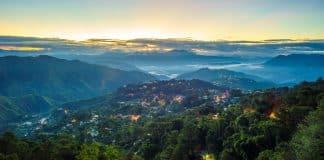 De Manila a Baguio
