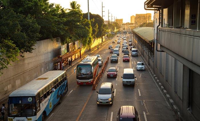 Opciones para viajar de Manila a Baguio