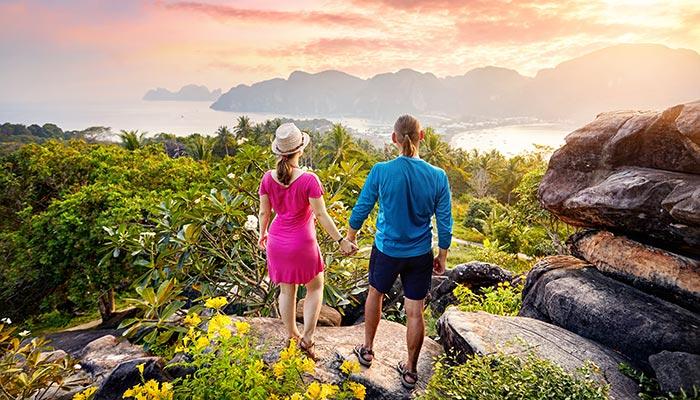 Opciones para ir de Koh Phi Phi a Koh Lanta