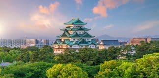 De Osaka a Nagoya
