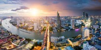De Penang a Bangkok