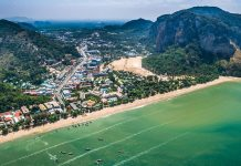 De Phuket a Ao Nang