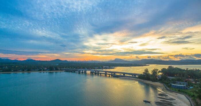Opciones para viajar de Penang a Phuket