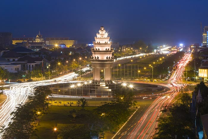 Opciones para ir de Phnom Penh a Kampot